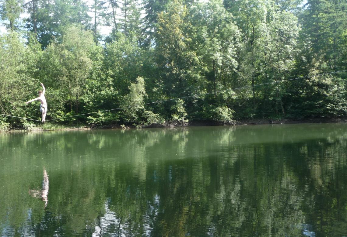 14-08-2016 Lac de l'eau d'heure P12401001