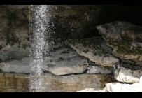 Ancrage coté cascade